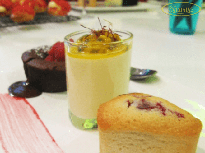 Passion Fruit Mousse Cake With Chocolate In Melbourne