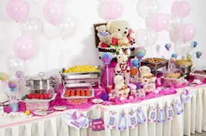 baby shower food catering