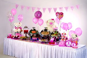 baby shower food catering Melbourne